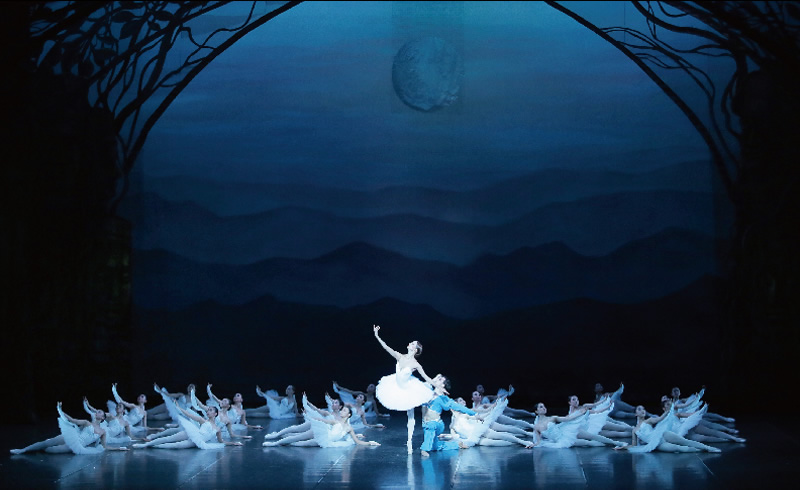 La Bayadère (Full Act)